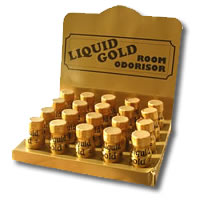 Liquid Gold Tray